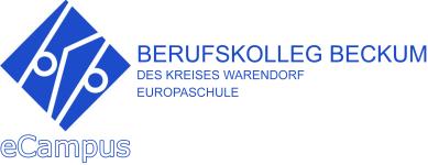 Logo of Berufskolleg Beckum - eCampus